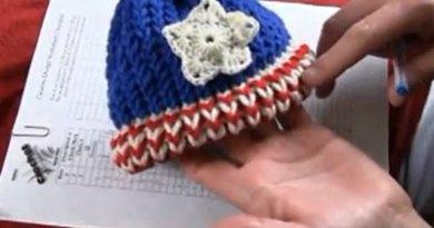 American Loom Hat The Crochet Crowd