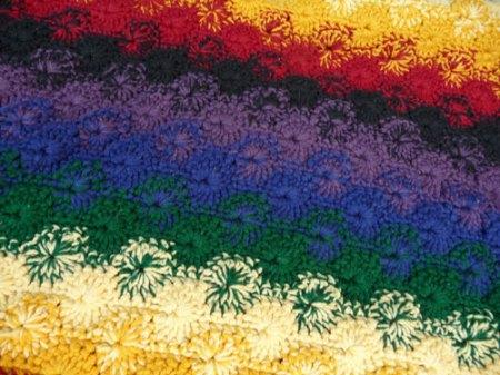 Catherine Wheel Crochet Pattern