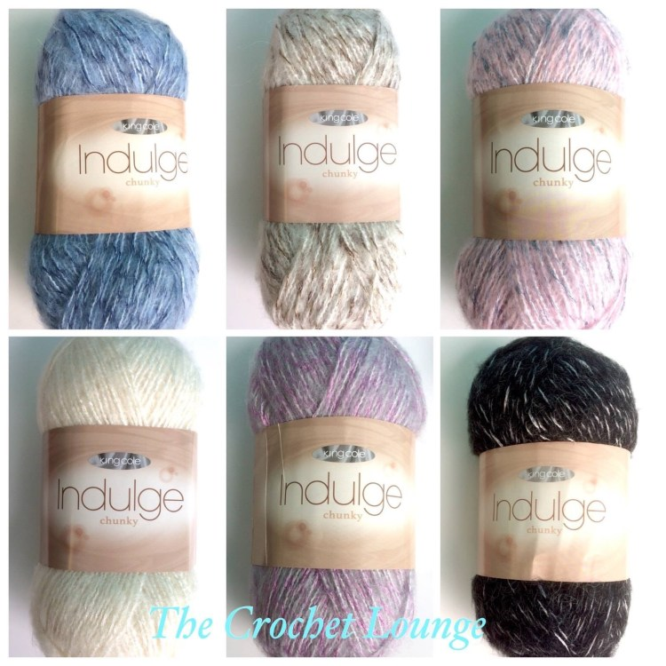Indulge alpaca wool by king Cole