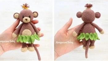 Cuddle Me Bear amigurumi pattern - Amigurumi Today | 200x350