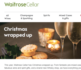waitrose wrapped