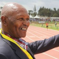 OLYMPIC UPDATE: 61 Year Old Kenyan Coach Impersonates Athlete, Pisses Everywhere