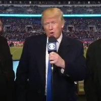 Trump Said Army And Navy Kinda Sorta Suck At Football
