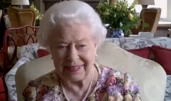 Queen Elizabeth marks the beginning of Carers Week