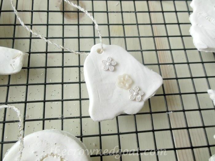 120414-11 Holiday Blog Series: Make at Home White Ornaments Crafts Holidays