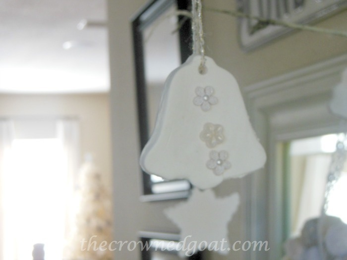 120414-14 Holiday Blog Series: Make at Home White Ornaments Crafts Holidays