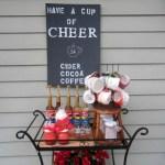 Creating a Hot Drink Bar