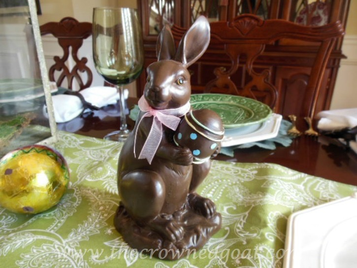 040215-8 Wishing you a Happy Easter Decorating Holidays