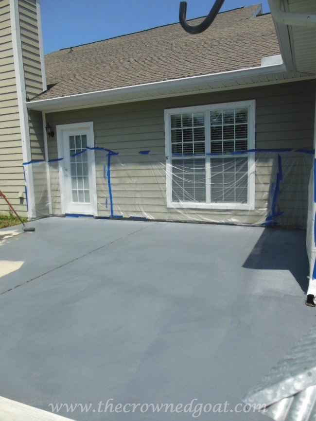 050515-11 Tips for Painting a Textured Concrete Patio  DIY