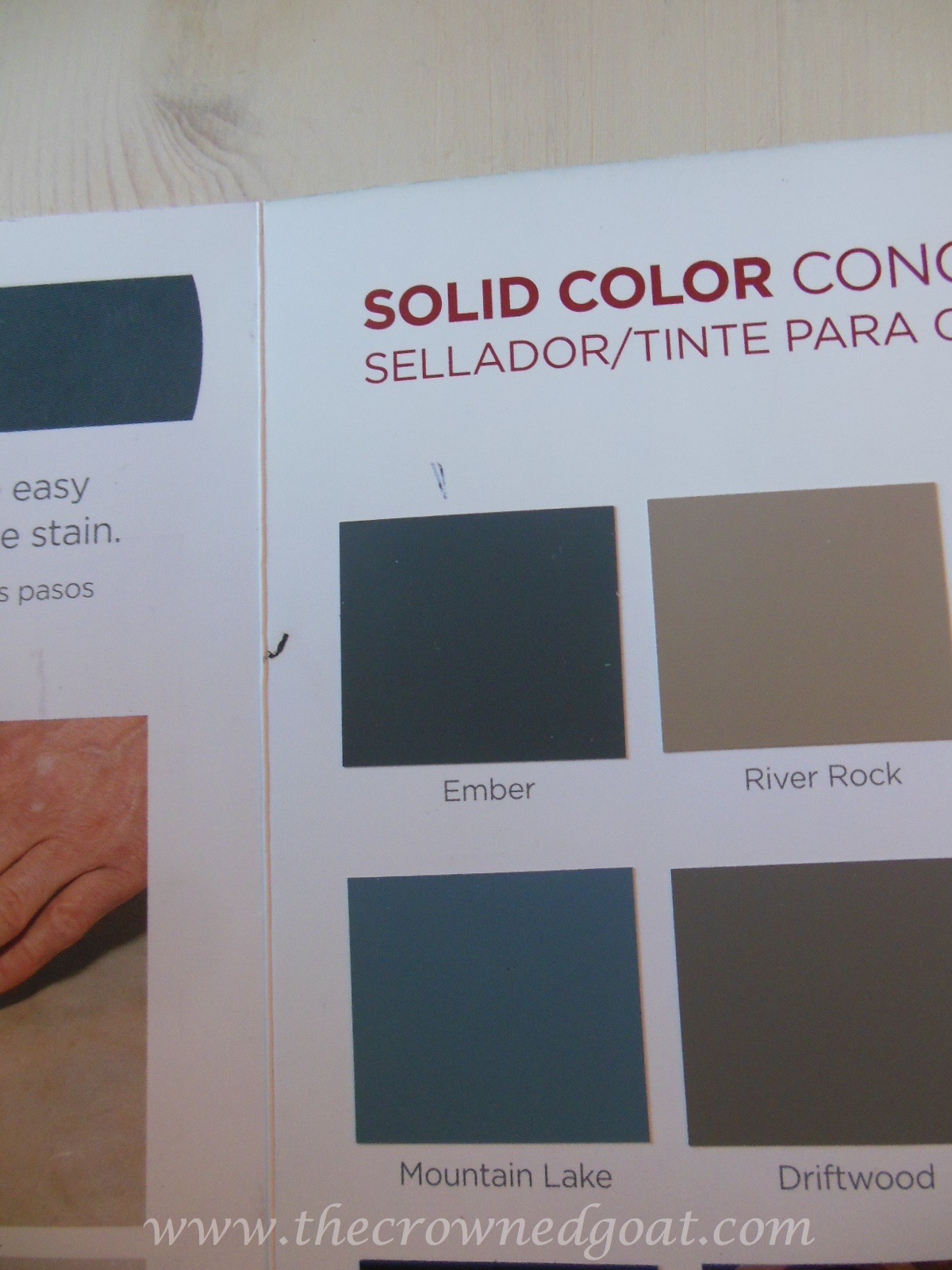 Tip #1 U2013 Consider The Color Of Your Homeu0027s Exterior Before You Commit To A  Paint/stain Color.