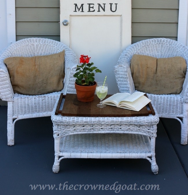 Shop Your Home Front Porch Makeover  - The Crowned Goat - 051515-2