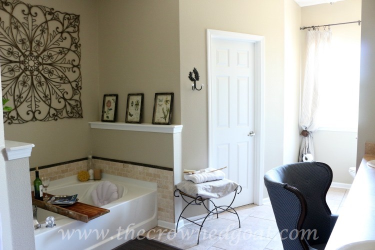 Master-Bathroom-Makeover-The-Crowned-Goat-061815-2 Master Bathroom Makeover Decorating