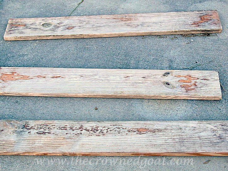072915-4 Driftwood Inspired Trail Signs DIY Painted Furniture