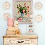 Shabby Chic Inspired Bedroom