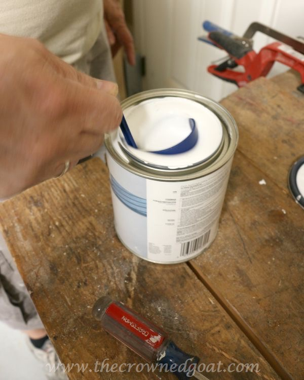 082515-7 Painting a Kitchen Island with the HomeRight Finish Max Sprayer DIY