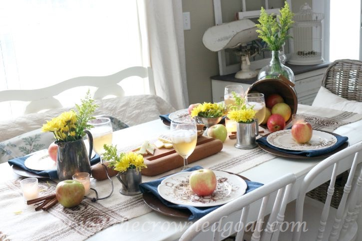 Autumn-Apple-Inspired-Tablescape-091715-14 Autumn Apple Inspired Tablescape Decorating Holidays