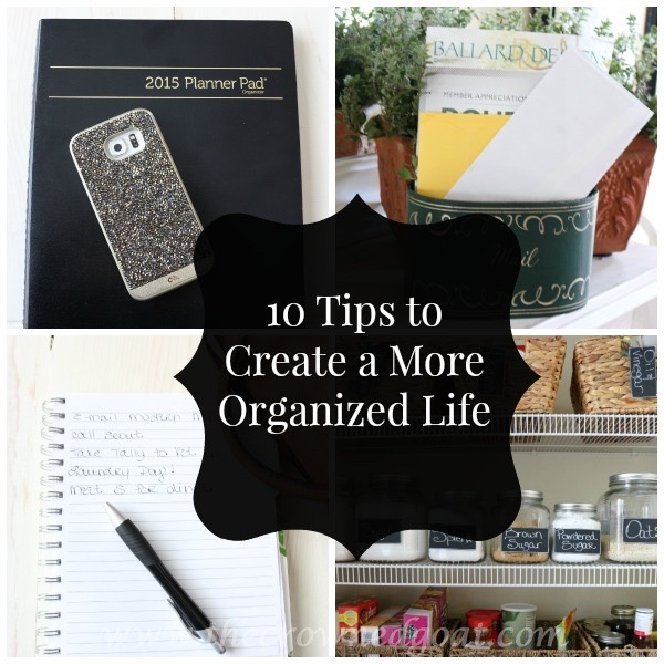 10-Tips-to-Create-a-More-Organized-Life-100615-11 10 Tips for Creating a More Organized Life Organization