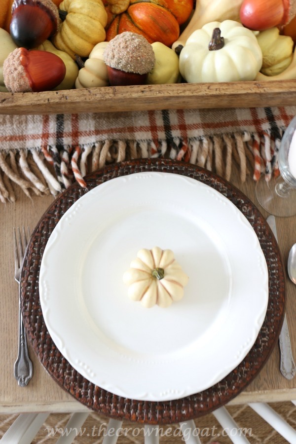 110515-3 Thanksgiving Inspired Tablescape Decorating Holidays