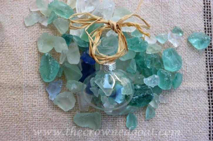 112015-5 Easy Coastal Inspired Ornaments Christmas Holidays