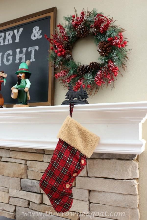 120115-13 Merry Christmas Tour of Homes Blog Hop Christmas Decorating Holidays