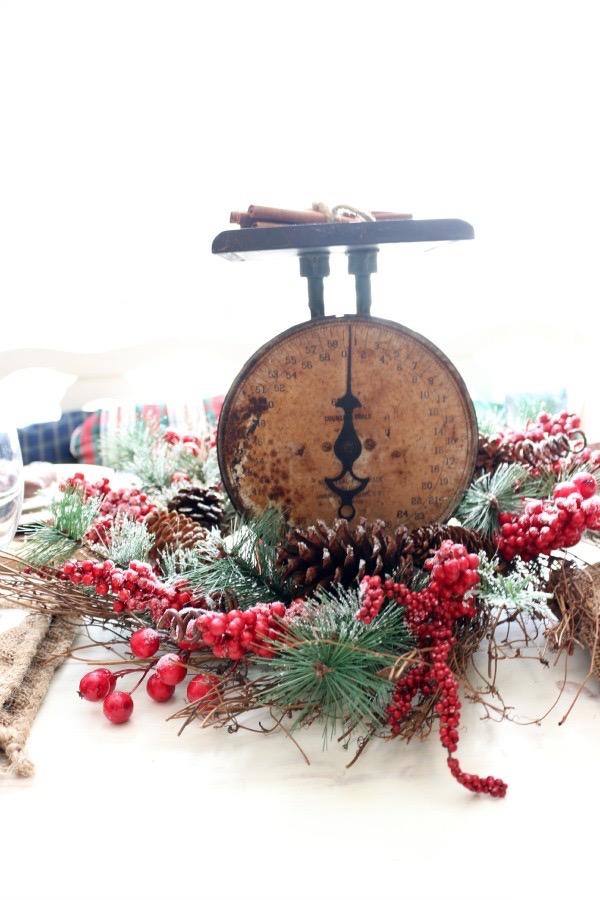 120115-16 Merry Christmas Tour of Homes Blog Hop Christmas Decorating Holidays