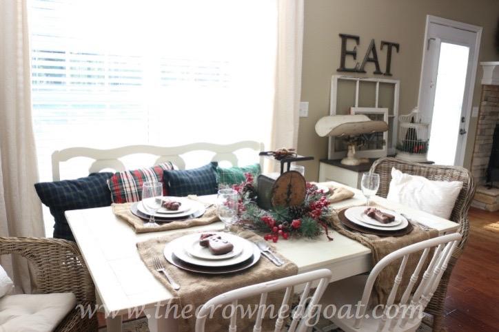 120115-18 Merry Christmas Tour of Homes Blog Hop Christmas Decorating Holidays