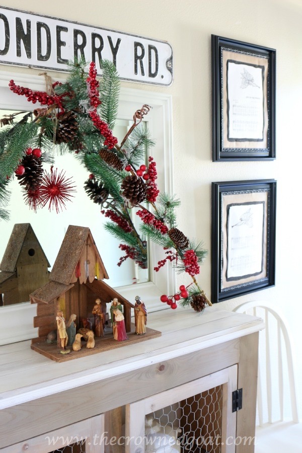 120115-4 Merry Christmas Tour of Homes Blog Hop Christmas Decorating Holidays