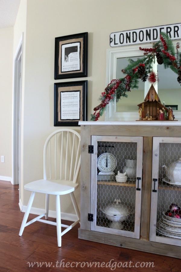 120115-5 2015 Merry Christmas Tour of Homes Blog Hop Christmas Decorating Holidays
