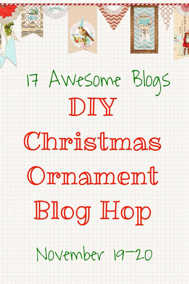 DIY-Christmas-Ornament-Blog-Hop Easy Coastal Inspired Ornaments Christmas Holidays