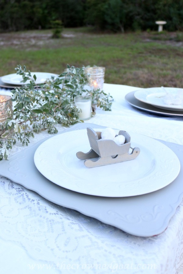 120315-4 White Christmas Inspired Patio Christmas Decorating Holidays