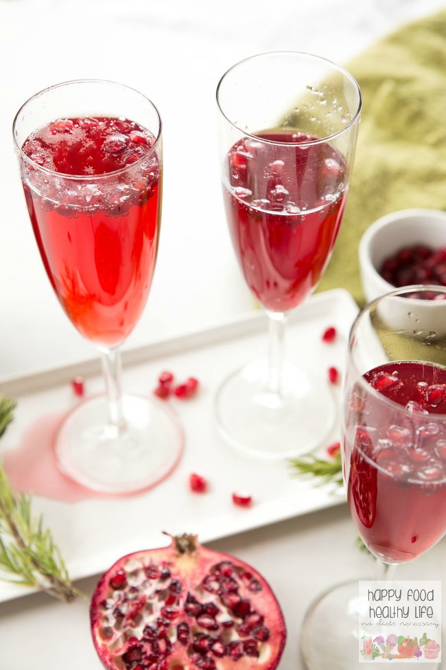 Pomegranate-Mimosa-4WM Something To Talk About Link Party #48 LinkParty