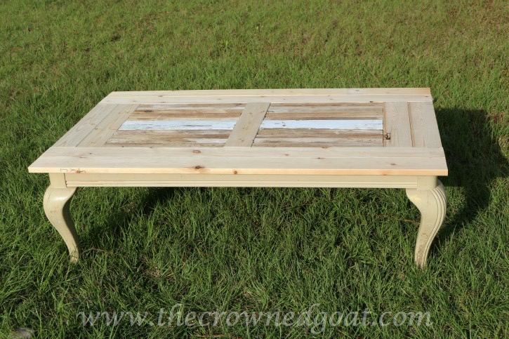 011416-9 Loblolly Manor Coffee Table Decorating DIY Painted Furniture