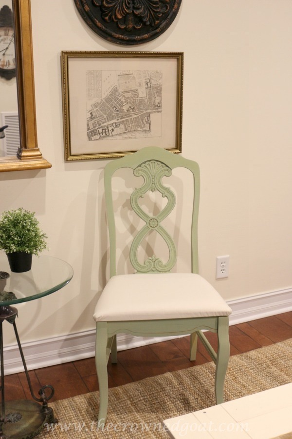 011516-11 Lucketts Green Milk Painted Chairs Decorating Loblolly_Manor Painted Furniture