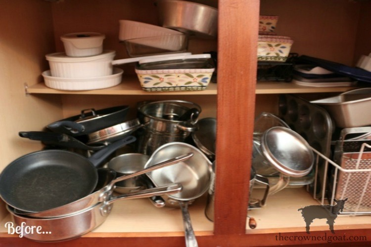 Tips-for-a-More-Organized-Kitchen-The-Crowned-Goat-2 9 Tips for a More Organized Kitchen Organization