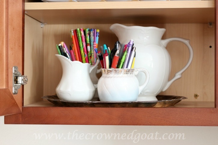 020216-13 How to Organize a Kitchen Desk Organization