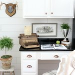 How to Organize a Kitchen Desk