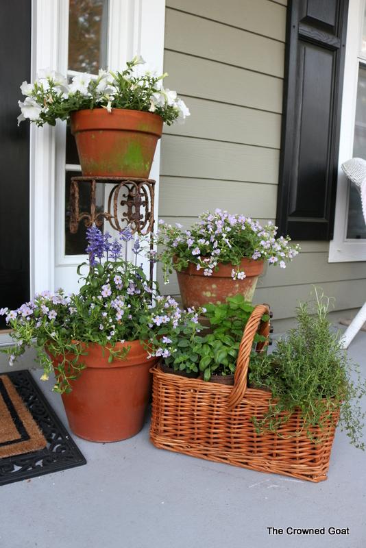 031616-3 Spring Porch Tour Decorating DIY Holidays