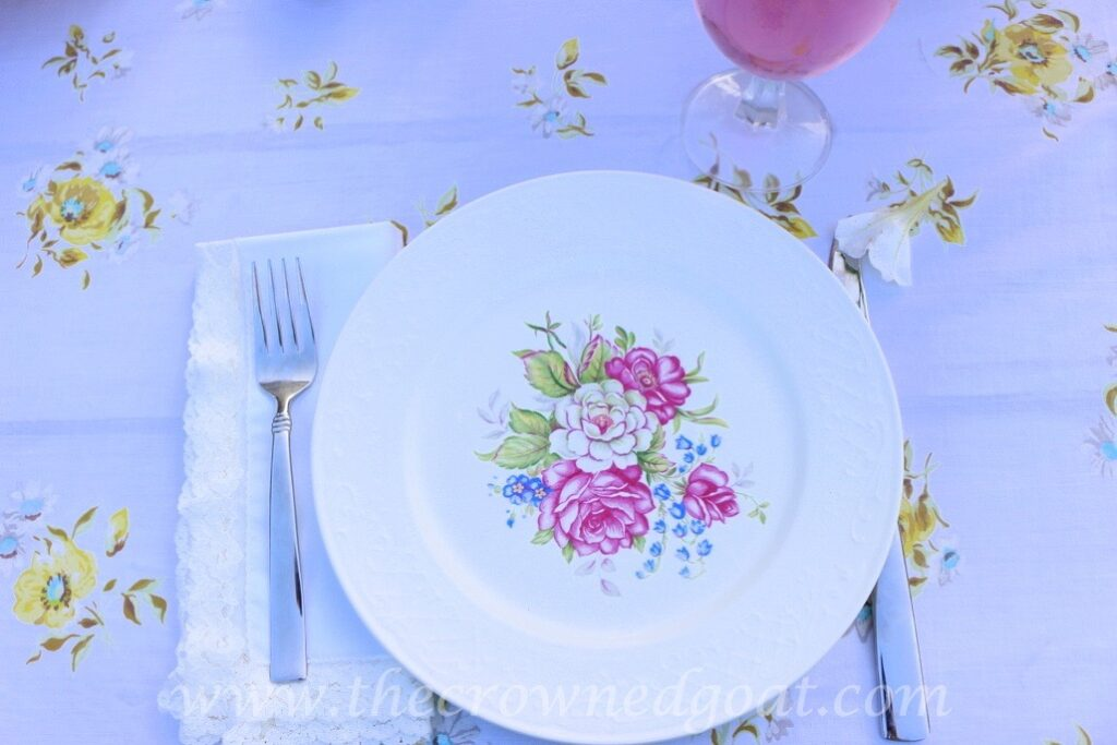031716-5-1024x683 Vintage Inspired Spring Tablescape Decorating DIY Spring