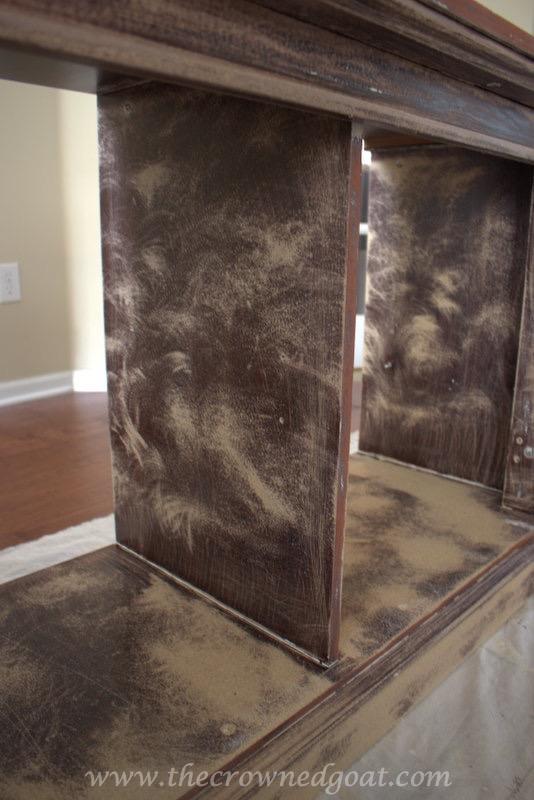 032116-4 Beginner's Guide to Painting Laminate Furniture DIY Painted Furniture