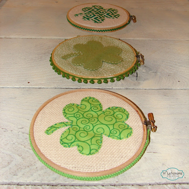 shamrock-hoop St. Patrick Day Ideas Holidays