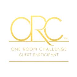 ORC-Logo One Room Challenge Week 5 Progress Update DIY