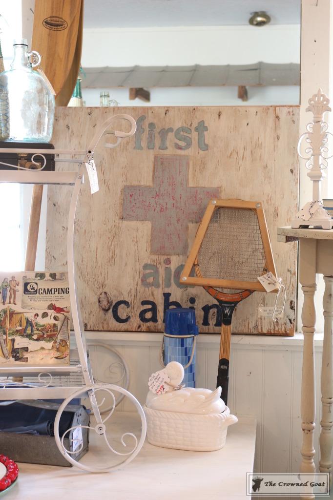 051916-81-682x1024 Coastal Inspired First Aid Cabin Sign DIY