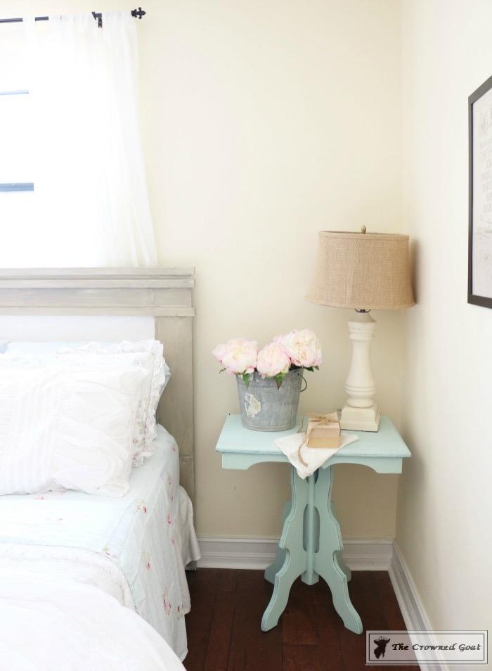 062816-13 Loblolly Bedroom Makeover Reveal  Decorating DIY