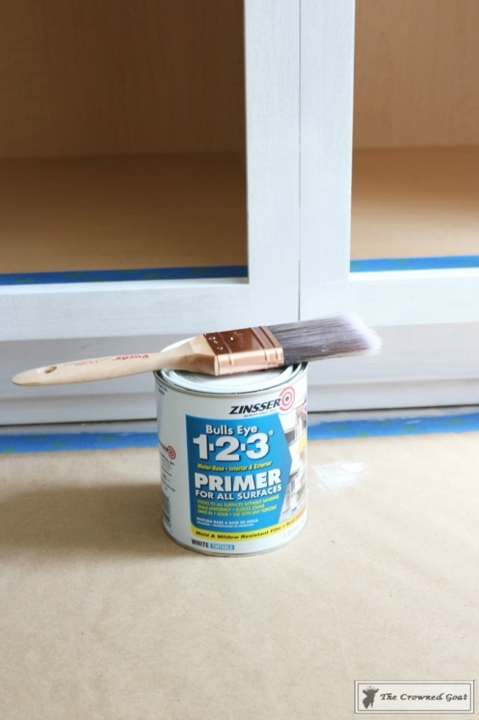 072216-14-682x1024 Painting a Bathroom Cabinet with General Finishes Milk Paint DIY Painted Furniture