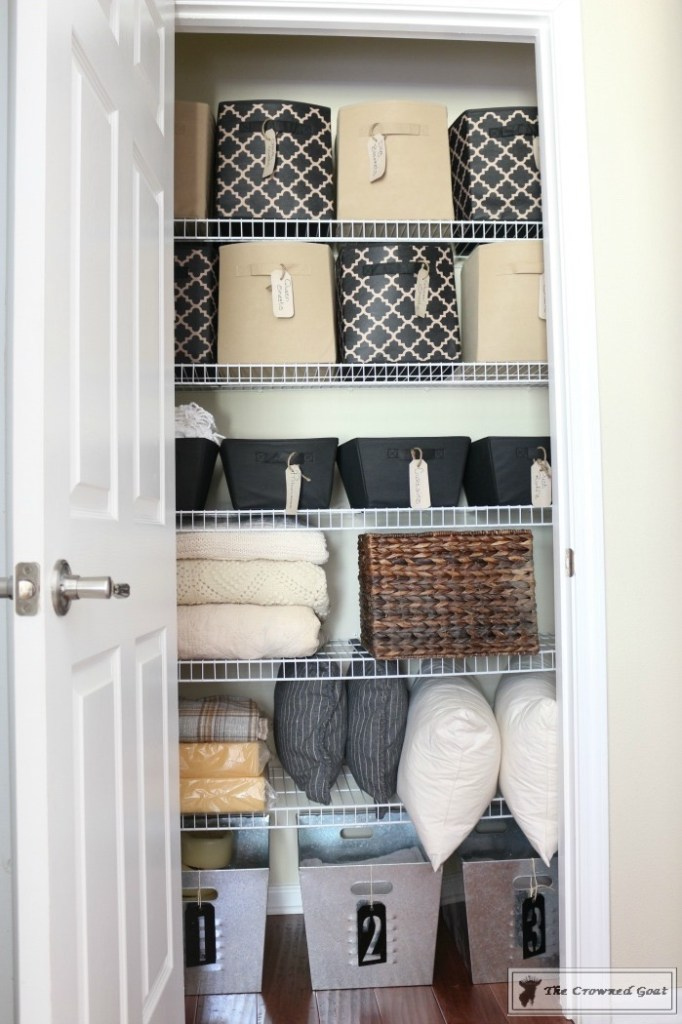 How to Keep Linen Closets Organized-3