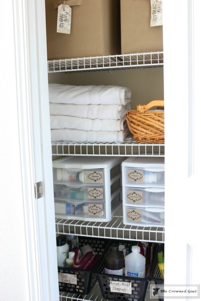 How to Keep Linen Closets Organized-4