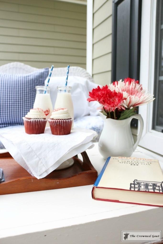 Patriotic-Summer-Porch-15-682x1024 Patriotic Summer Porch Tour Decorating DIY Summer