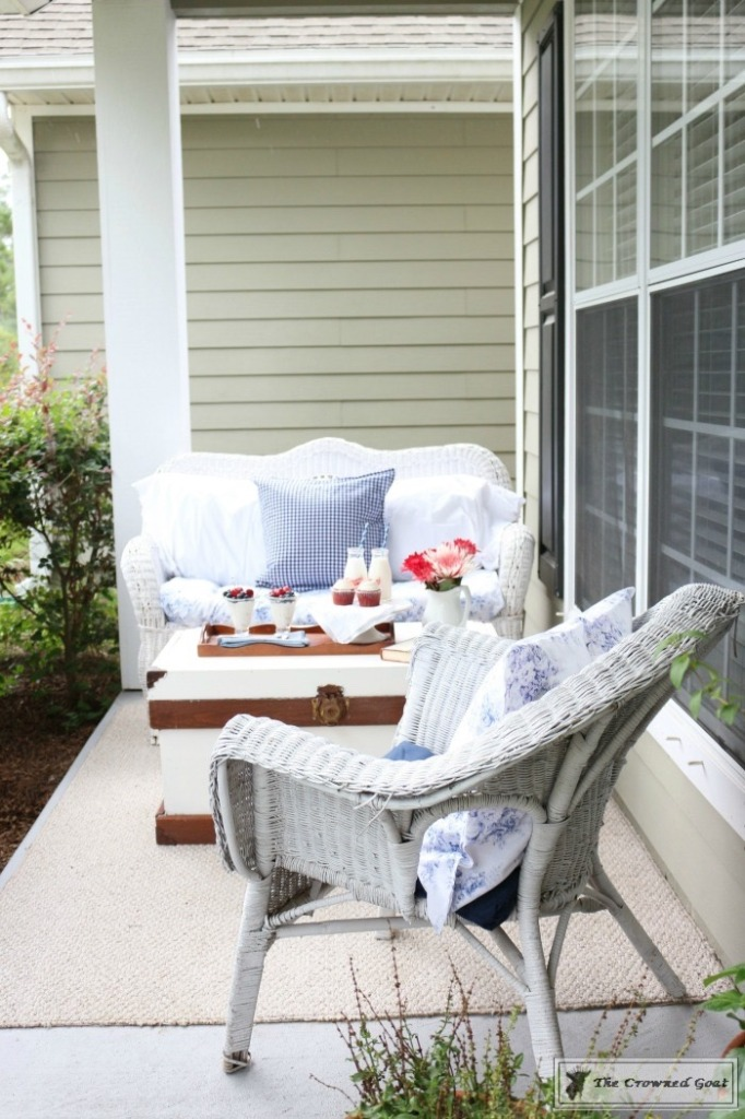 Patriotic-Summer-Porch-16-682x1024 Patriotic Summer Porch Tour Decorating DIY Summer