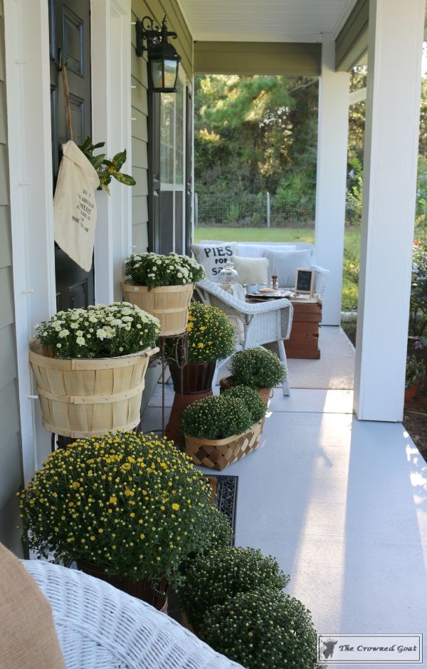 15-Ways-to-Ease-into-Fall From the Front Porch From the Front Porch