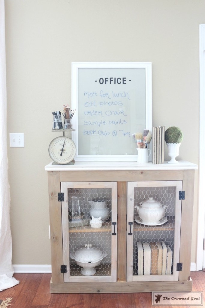 Easy DIY Dry Erase Board-18